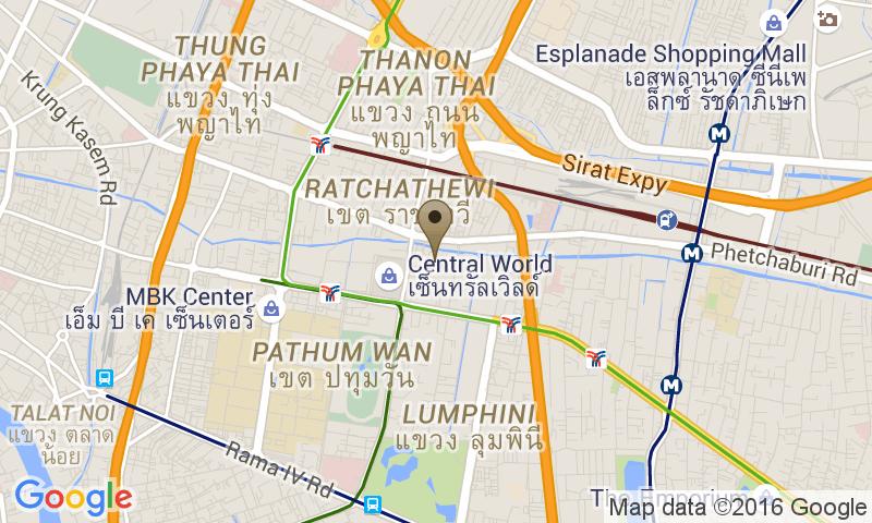 Google Map of 159 Rajadamri Road, Lumpinee, Bangkok, Bangkok 10330, Thailandia