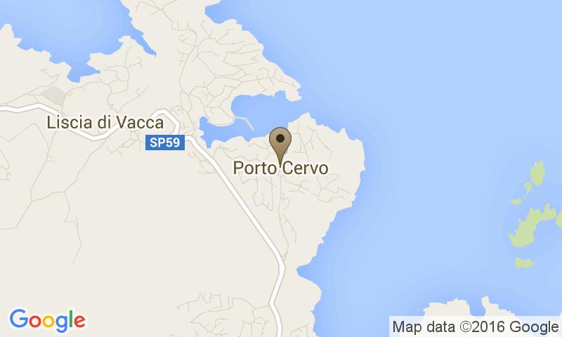 Google Map of Costa Smeralda, 07020 Porto Cervo